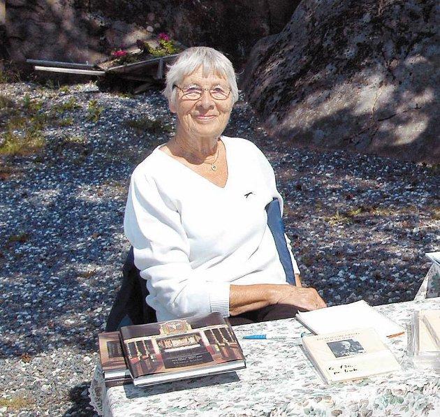 Minnes: Ingrid Ytterdal døde 24.september, 92 år gammel. Arkivfoto