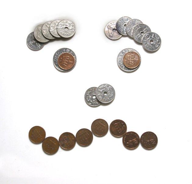 LØNNSOPPGJØR: - NHO sin posisjon inn mot lønnsoppgjøret i år er at lønningane må stige mindre enn prisane i 2021. Det kan gi reallønnsnedgang, framholde Ottar Uglum (R).