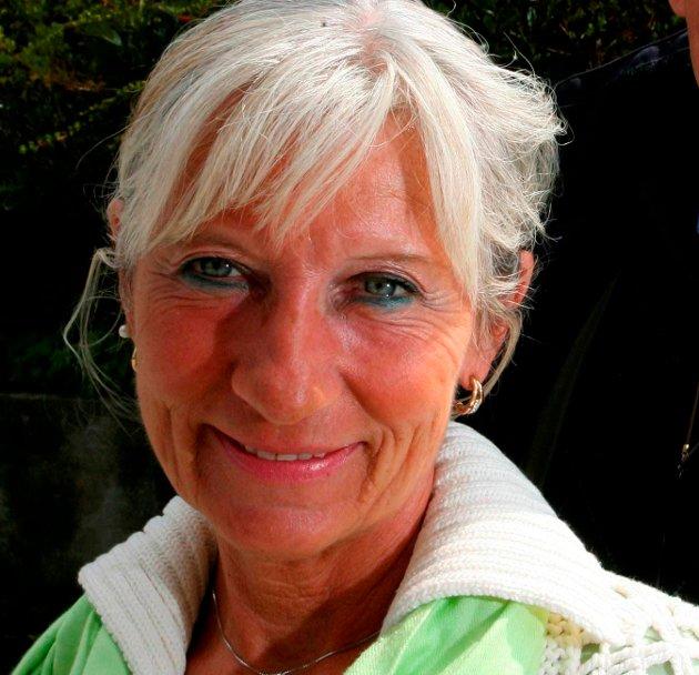NYE GRUPPER: Bruk kvinnedagen til å setje søkjelys også på andre svaktstillte grupper, oppmodar Unni Giil frå Florø.