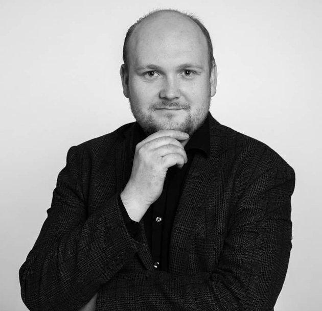 Henrik Gimle Holm