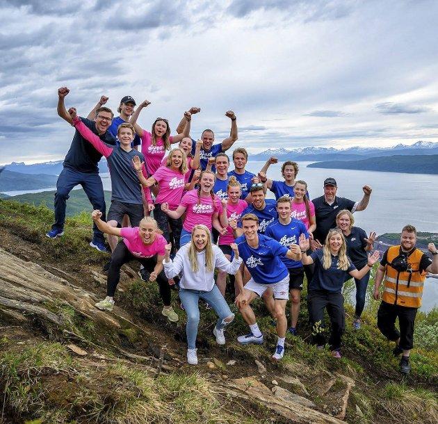 Beste: Konkurransen «Best of Narvik» var noe av det Fremover og FremoverLab satset på i 2019. Året vi har lagt bak oss er blitt et av de aller beste for Fremover på mange år.