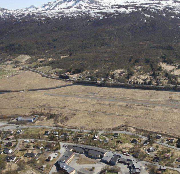 Nytt kapittel: Et nytt kapittel er i ferd med å skrives i historien om Ballangsleira. Denne gangen har Narvik kommune is i magen, som har ført til at Gen2 Energy etablerer seg i Mosjøen - selv om Narvik var førstevalget. Narvik jobber med noe større og mer helhetlig for Ballangsleira, ifølge rådmannsteamet i Narvik.