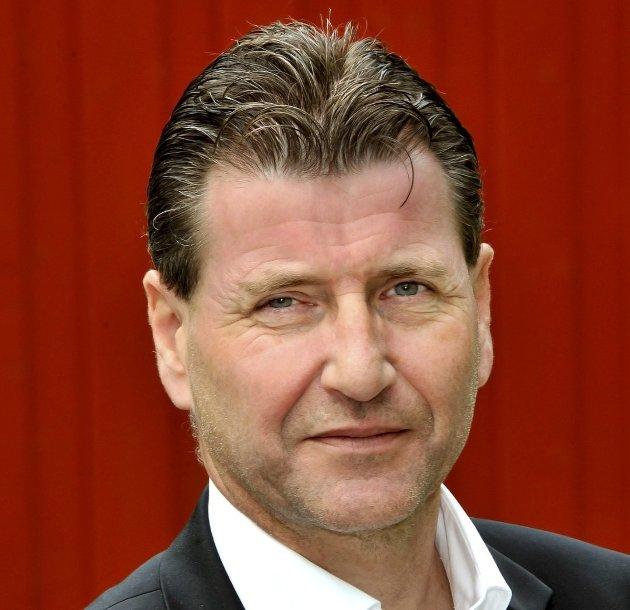 Stein Erik Lauvås, stortingsrepresentant og leder i Østfold Arbeiderparti. (Foto: Jarl M. Andersen)