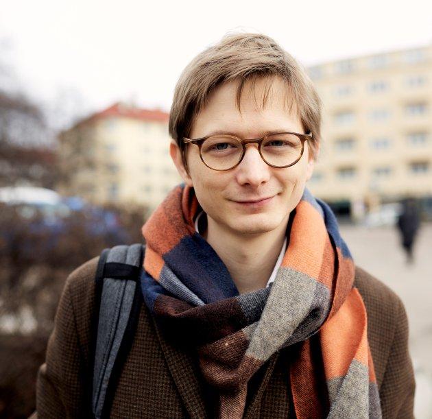 Forfatter: Jørn Kløvfjell Mjelva