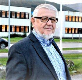 Mellvin Steinsvoll.