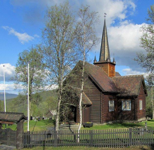Skåbu kyrkje