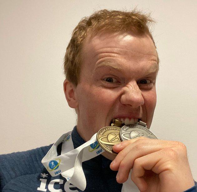 Johannes Dale imponerte stort under skiskytter-VM.
