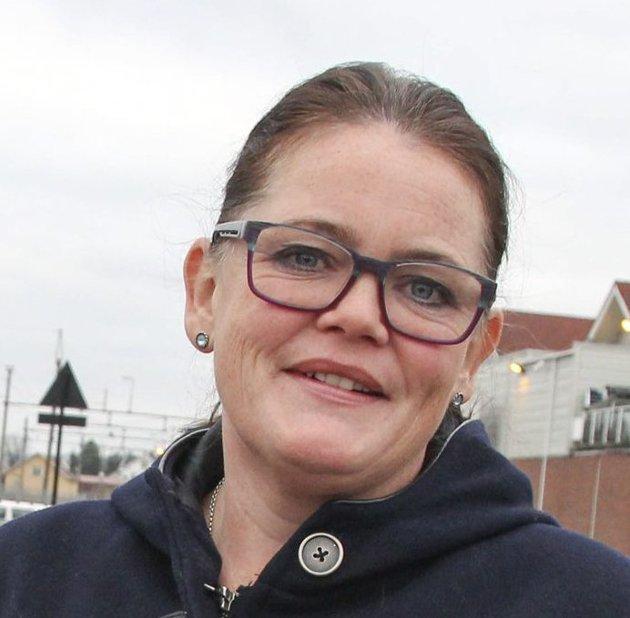 Kari-Anne Jønnes, 2. kandidat Oppland Høyre.