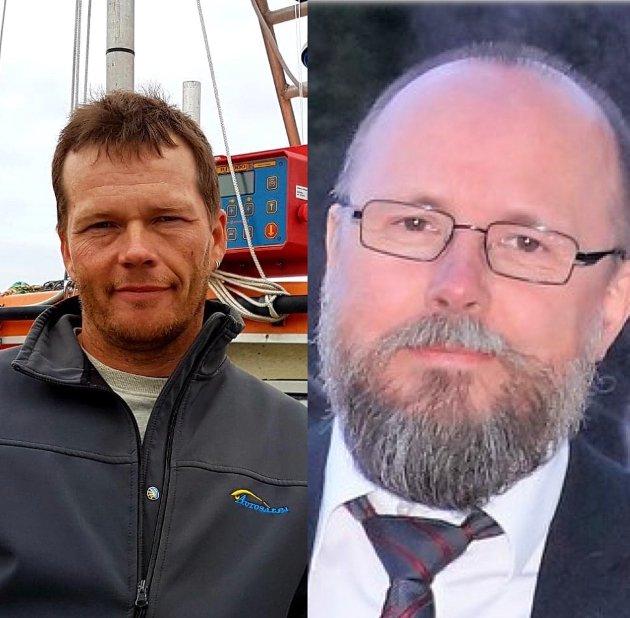 Lasse Lyngmo og Hogne Haug i partiet Nordkalottfolket skriver om fiskeripolitikk.