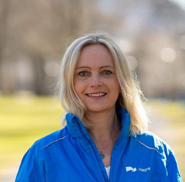 Høgre vil gi næringslivet mulighet til å skape flere trygge arbeidsplasser fremover, skriver Anne Lilleaasen (H)