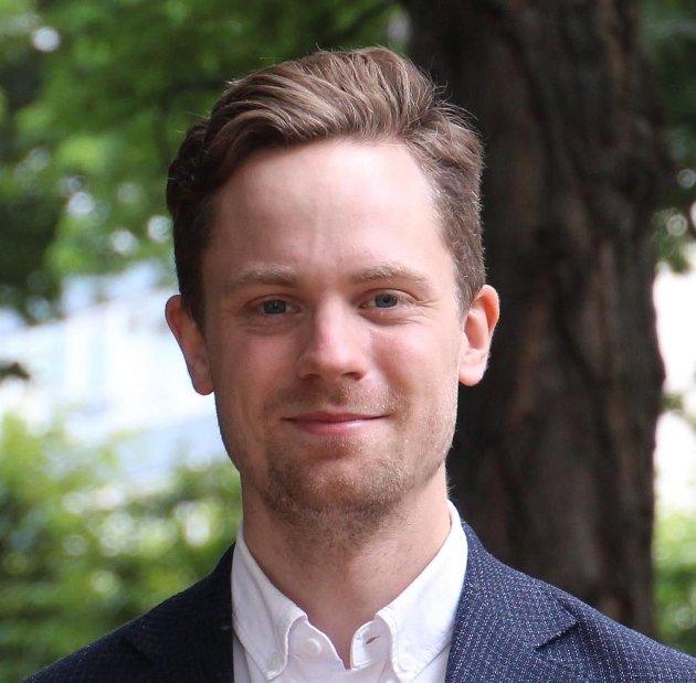 Andreas Knutson, EU-rådgiver