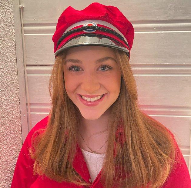 RUSSEPRESIDENT: Kristin Storfjord.