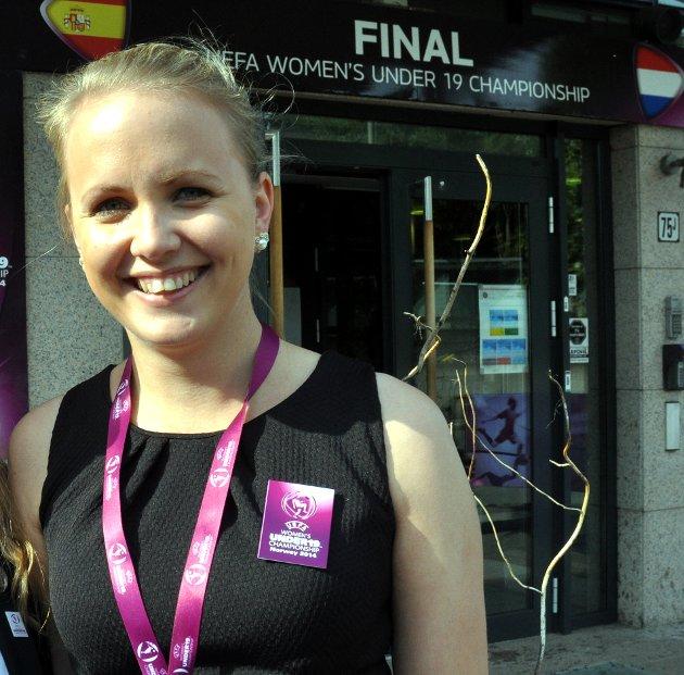 Silje Kristin Bakkene, Styreleder Valdres FK