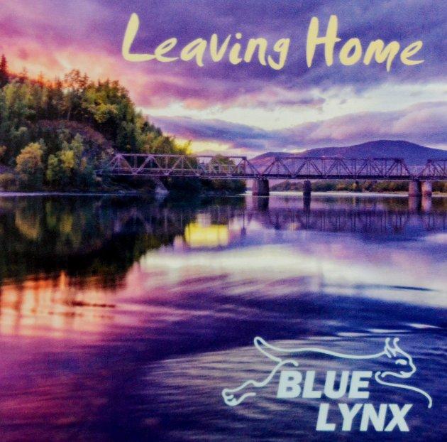 CD Blue Lynx Leaving Home