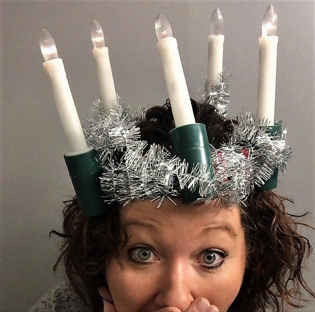 GOD JUL: – Det er mye man skal rekke i førjulstiden. Men, har man tid til å finne jule-roen?