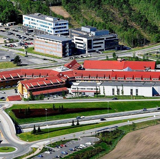 MYE JOBB: Karantene-hotellet på Grålum gir Sarpsborg kommune mye ekstra jobb.