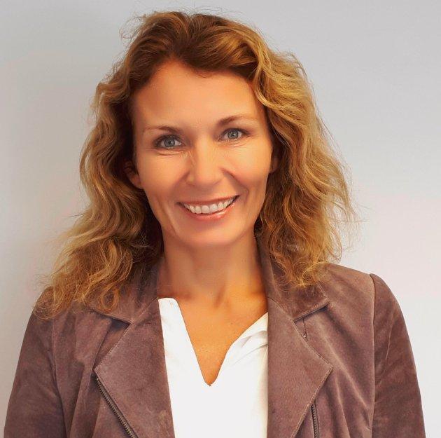 Kvinner skal føle seg trygge rundt fødsel og barseltilbudet, sier stortingskandidat for Østfold Senterparti Kjerstin Wøyen Funderud