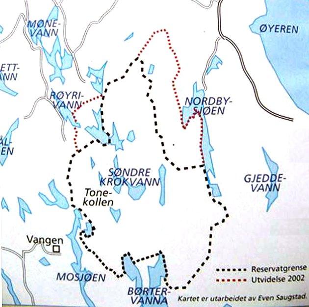 Østmarka naturreservat tilfredsstiller kravene til en nasjonalpark, mener Miljødirektoratet.