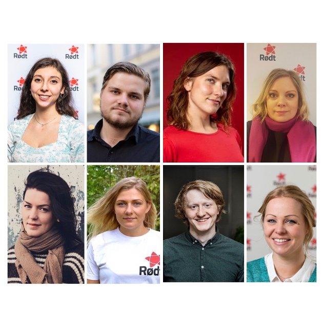 Rødt-politikerne vil gjenreise det kommunale ungdomsarbeidet.