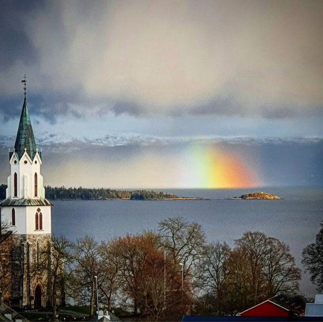 Sakshaug Kirke, Inderøy