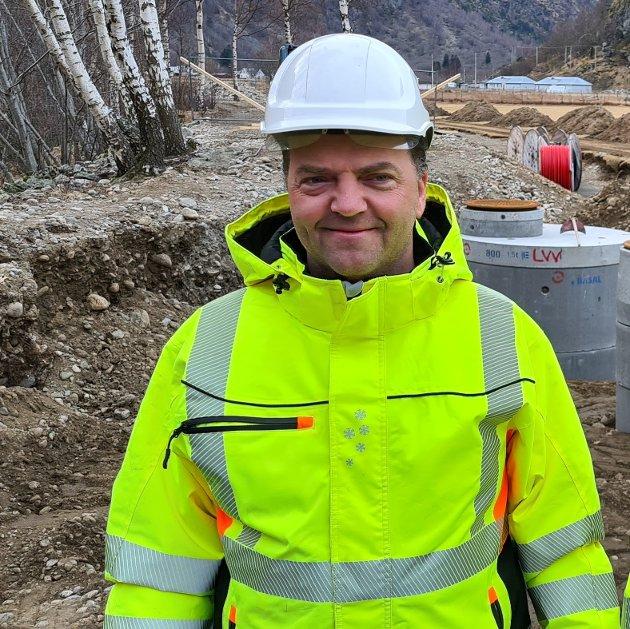 TRENG DRAGHJELP: Robert Øyen Einemo er styremedlem NITO Sogn og Fjordane, Lærdal