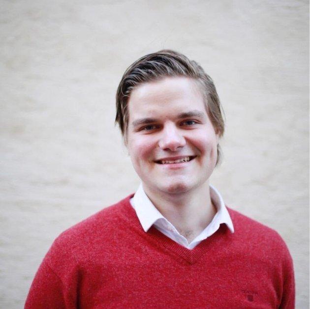 Tobias Drevland Lundt, Rødt Telemark