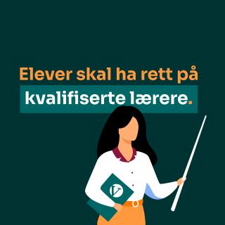 I år får tre ganger så mange lærere tilbud om videreutdanning som for åtte år siden, takket være Venstre i regjering.