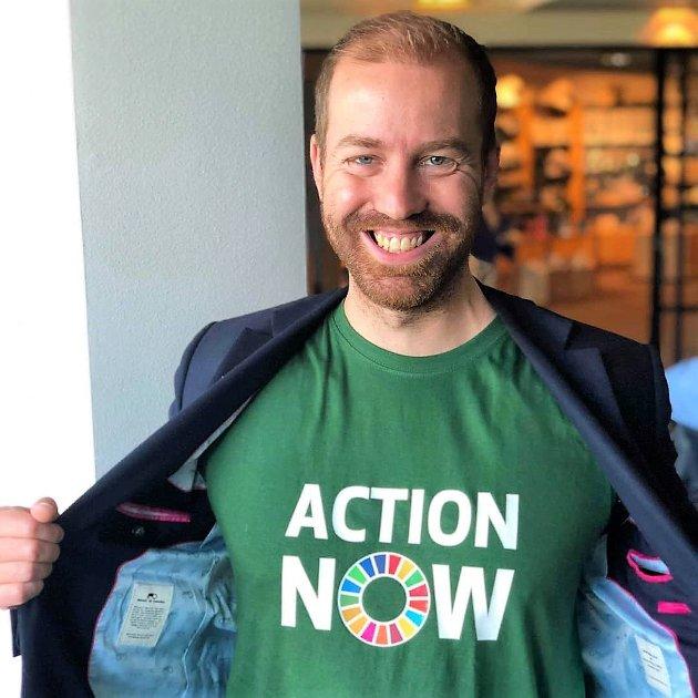 Med klimabudsjettet tar Bodø kommune et stort steg fra pene målsettinger til konkret handling, skriver Håkon Møller.