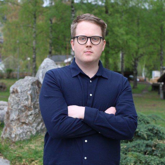 Magnus Weggesrud