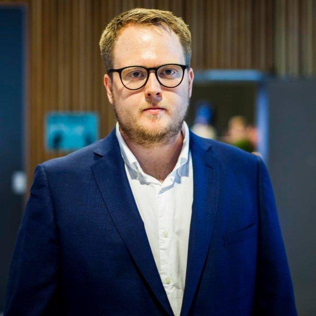 AVLYS: Magnus Weggesrud (Sp) vil at muntlig eksamen også skal avlyses.