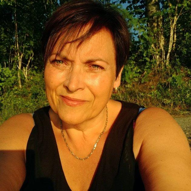 Lajla Hvaal er gruppeleder Arbeiderpartiets kommunestyregruppe Nedre Eiker