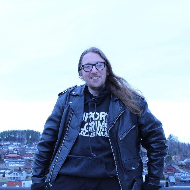 Mikkel Sibe, Styremedlem, Akershus Senterungdom