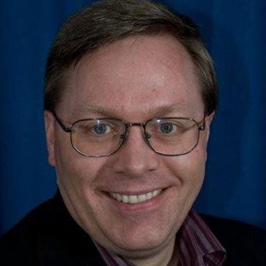 Jonny Ternlind, distriktsleder SOS-barnebyer Troms og Finnmark