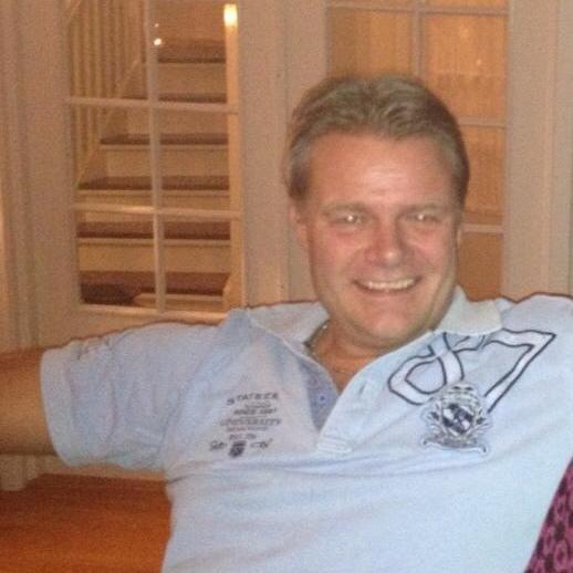 Bilde av Geir Ove Refvik fra aid