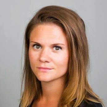 Eline Kirkebø, journalist.