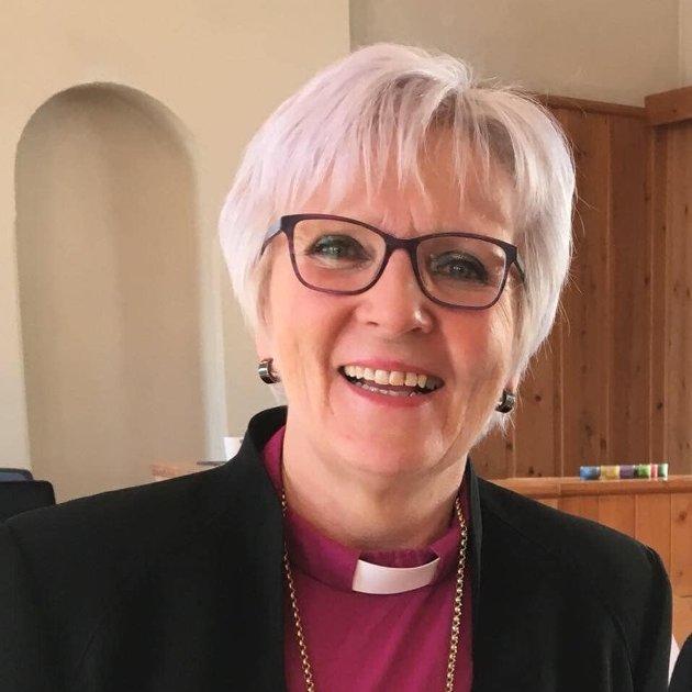 Biskop Ann-Helen F Jusnes, Sør Hålogaland
