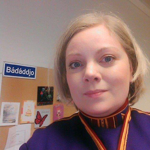 Nyvalgt leder i Sálto sámesiebrre-NSR / Salten sameforening-NSR ønsker et sterkere samisk perspektiv i Narvik kommune