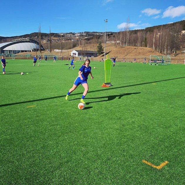 NEI TIL KAMP:  Nå er det om å gjøre å motivere barn og unge til å fortsette å spille fotball.