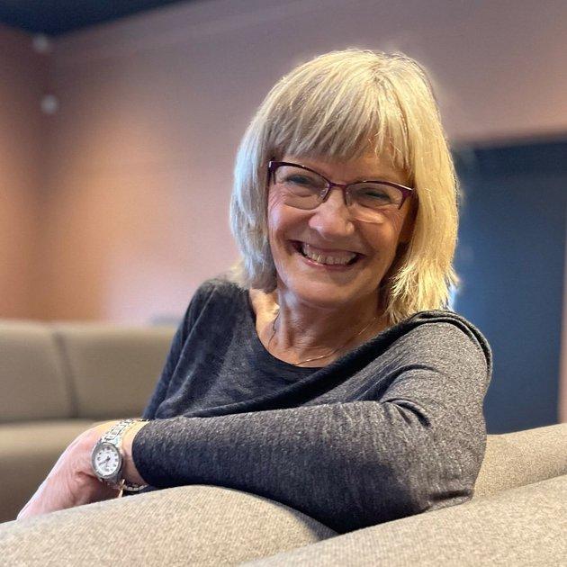KArin Andersen. LEder av Stortingets kommunal og forvaltningskomite og Stortingsrepresentant for SV