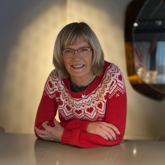 Karin Andersen Stortingsrepresentant Hedmark.