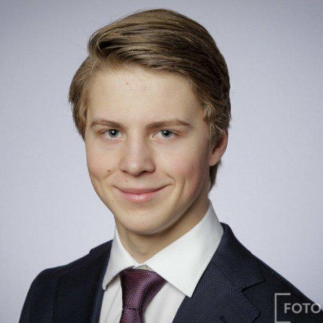 Ole Gustav Morstad