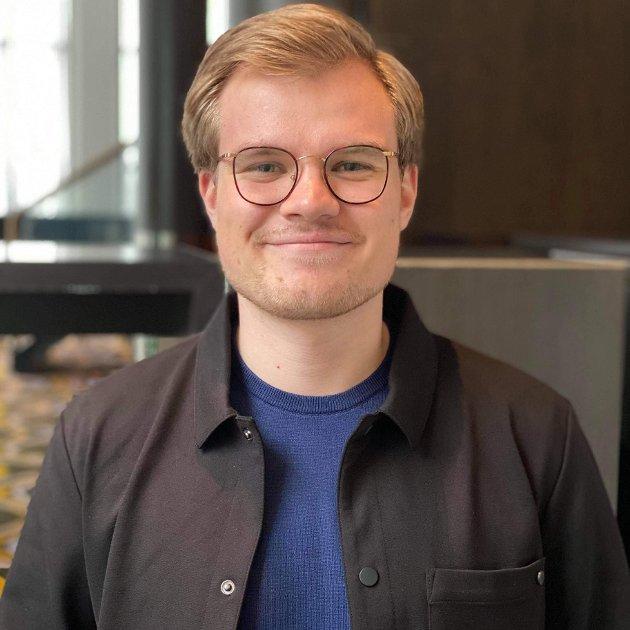 UENIG: Vetle Langedahl mener kritikken Magnar Leinan kommer med rett og slett ikke stemmer.