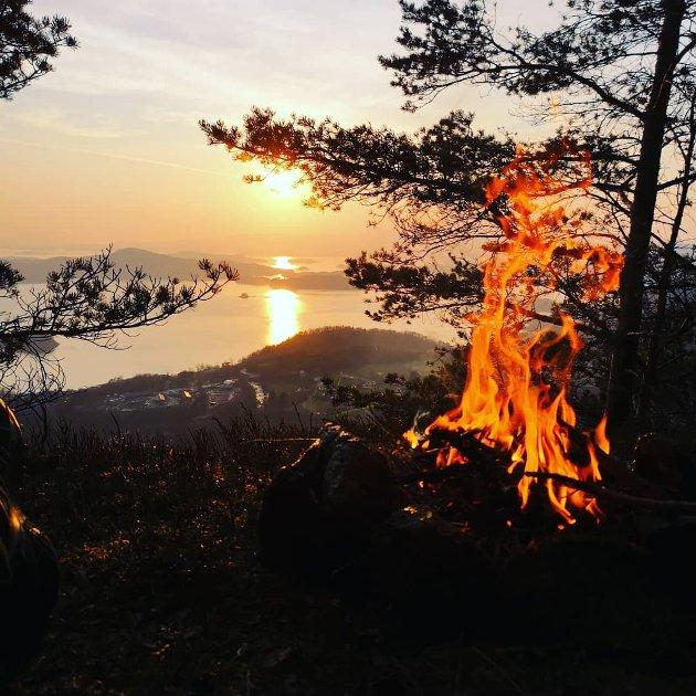 Ja til fleire sånne dagar! (Foto: Hallgeir Tørvik).