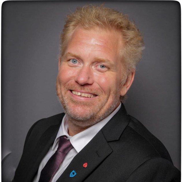 Bjørn Tore Ødegården, Ap, leder i samferdselskomiteen, Viken fylkeskommune