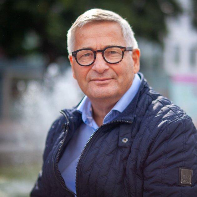 Tore Opdal Hansen er Høyres nestgruppeleder i Viken fylkesting