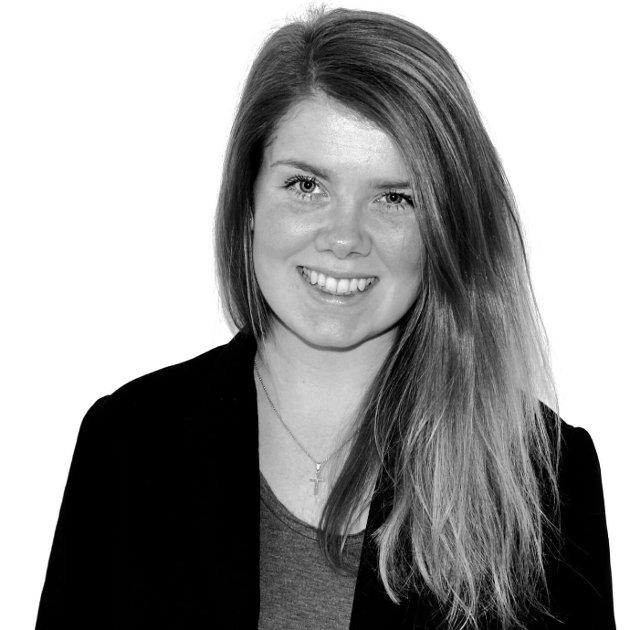 Christina Højer Mørkve, fylkestingsrepresentant for Høyre