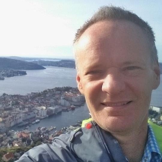 Halvor Thoresen Jordbakke er verneombud ved Hennummarka skole, Tranby.