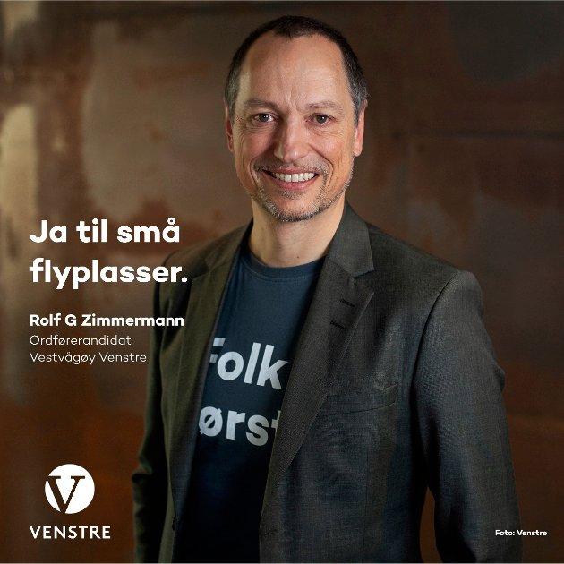 Veldig mye tyder på at en storflyplass i Lofoten vil være et dyrt og et dårlig alternativ i forhold til å jobbe frem nye smarte løsninger med lavere miljøutslipp, lavere avgifter og mindre arealbehov.