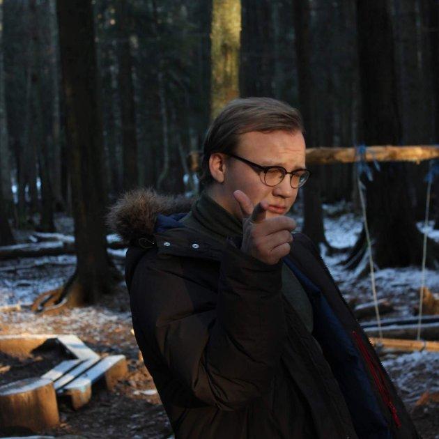 Emil Vesleng Hansen sier nei til fraværsgrense i ungdomsskolen