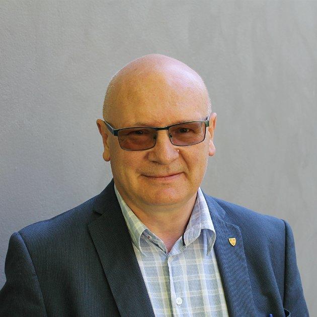 KRONIKK: Gruppeleder i fylkestingsgruppa til Senterpartiet, Steinar Aspli.